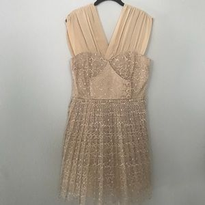 Anthropologie Tracy Reese Picture Show Dress